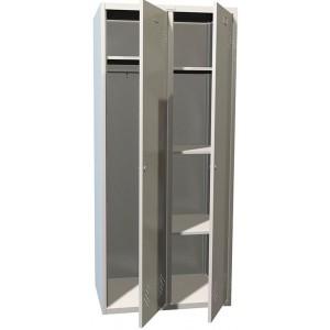 Шкаф для раздевалок LS 21U