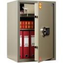 Офисный сейф ASM 63 T EL-A* электронный кодовый замок сигнализация фото