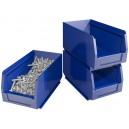Ящик пластиковый малый фото