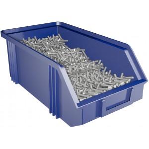Ящик пластиковый большой