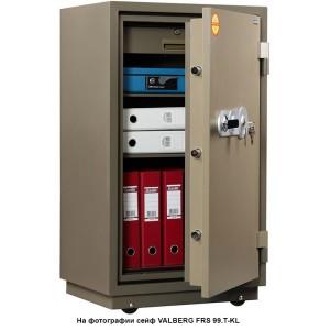 Огнестойкий сейф FRS 127T КL
