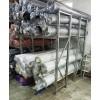 Стеллажи для хранения рулонов ткани